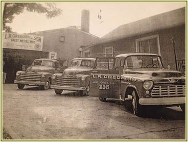 LR & Gregory Car